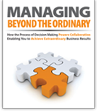 Managing Beyond the Ordinary Book