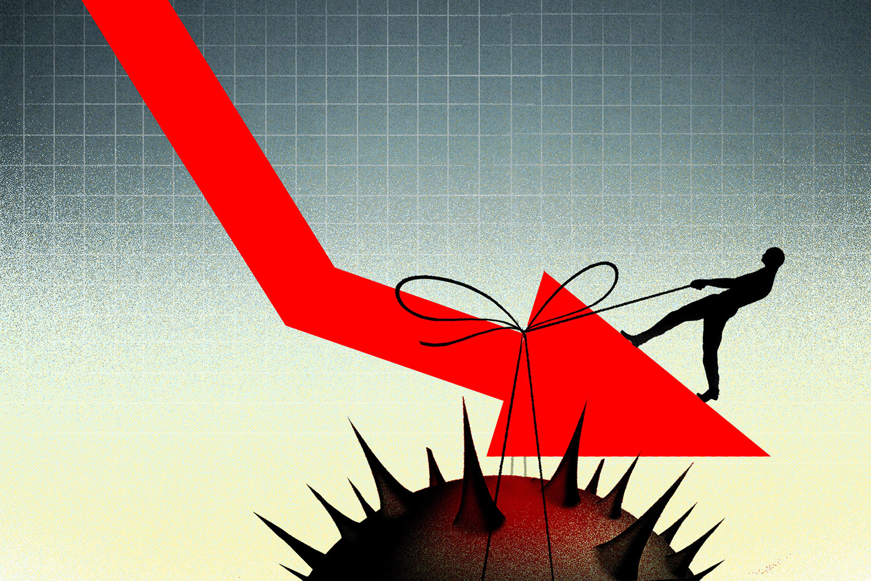Economy Post Pandemic Covid19 Virus Strategy Economics Decision Making